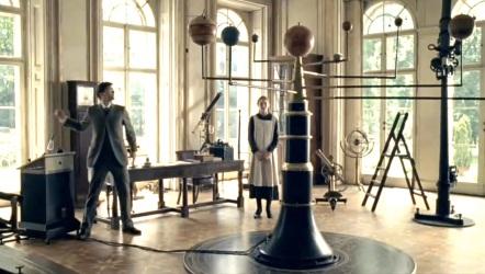 Clockwork- Einstein and Eddington