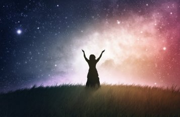 The Cosmic Perspective Is Empowering Not Depressing