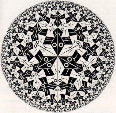 escher_circle_limit_1- Infinity