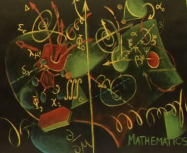strange coupling-art and physics